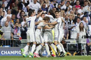 R. Madrid - Bayern.