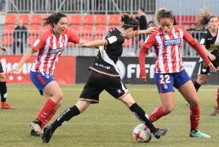 El At. Madrid Femenino cedió el liderato de la Liga Femenina Iberdrola al caer por 0-1 ante el Rayo Vallecano