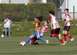 Maripaz marcó su tercer gol de la temporada.