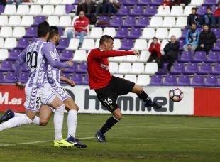 Valladolid - Nàstic.