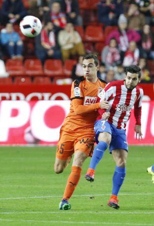Sporting - Eibar.