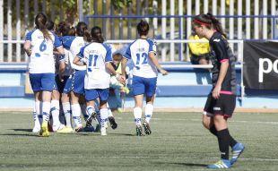 El Zaragoza celebra la victoria ante el Espanyol.