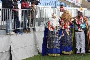 Almería - Getafe.