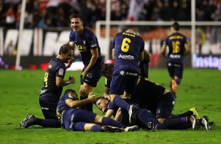 Rayo - UCAM Murcia CF.