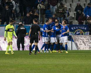 R. Oviedo - Elche. Oviedo Elche