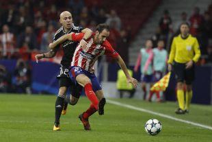 Atlético - Qarabağ.
