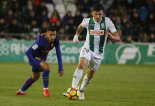 Córdoba - FC Barcelona B.