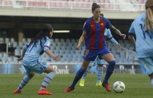 Jenni Hermoso volvió a marcar.