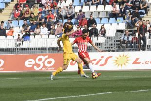 Almería - UCAM Murcia CF.