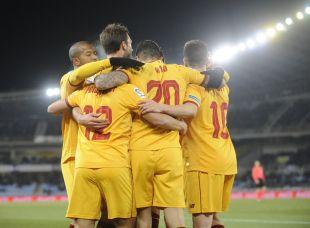 R. Sociedad - Sevilla. PARTIDO