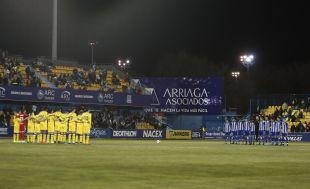 Alcorcón - Alavés.