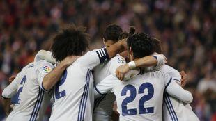 Atlético - R. Madrid.