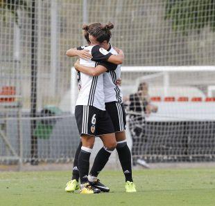 VCF Femenino - Sporting Huelva.