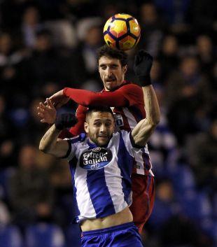 Deportivo - Atlético.