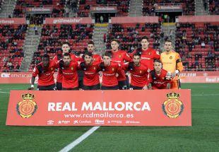 Mallorca - Rayo. Mallorca - Rayo