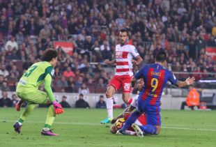FC Barcelona - Granada.
