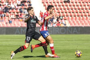 Girona - Numancia.