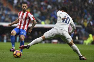 R. Madrid - Sporting.