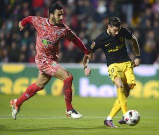 CD Guijuelo - Atlético.
