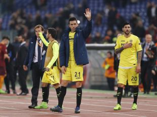 Roma - Villarreal.