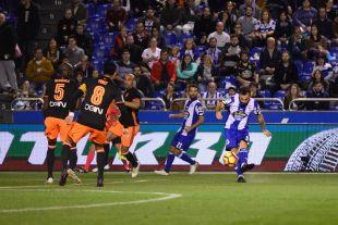 Deportivo - Valencia. Deportivo de La Coruña-Valencia