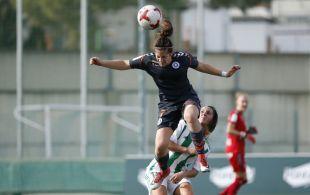 R. Betis Féminas - Zaragoza CFF.
