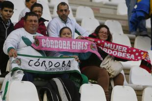 Córdoba - Getafe.