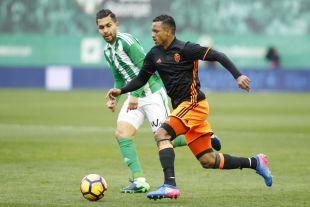 R. Betis - Valencia.