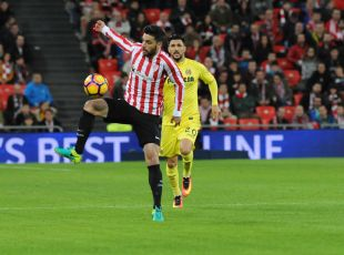 Athletic - Villarreal. ATHLETIC DE BILBAO-VILLARREAL 20-11-2016