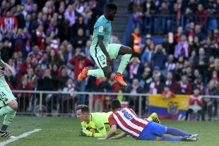 Atlético - FC Barcelona.
