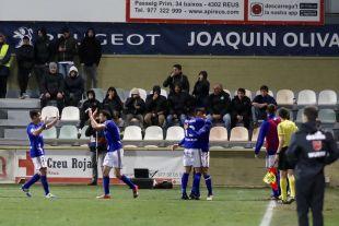 Reus - R. Oviedo.