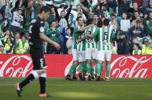 R. Betis - Leganés.