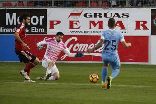 Mirandés - Girona.