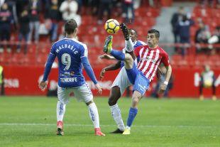 Sporting - Tenerife.