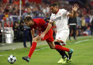 Sevilla - Spartak de Moscú.