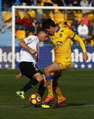 Alcorcón - Sevilla At.. Alcorcón - Sevilla Atlético