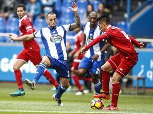 Deportivo - Sevilla.
