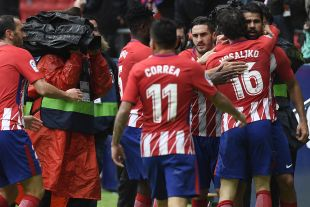 Atlético - Getafe.