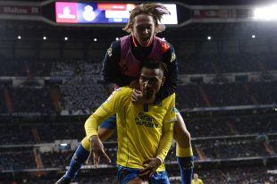 R. Madrid - Las Palmas.