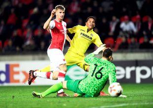 Slavia Praha - Villarreal.