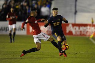 UCAM Murcia CF - Nàstic.