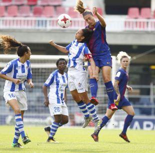 FC Barcelona - Sporting Huelva.