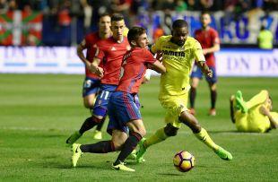 Osasuna - Villarreal.