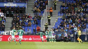 Málaga - R. Betis.