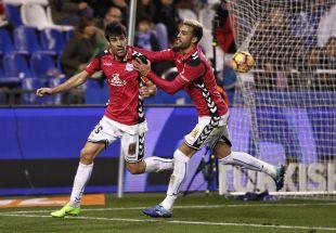 Deportivo - Alavés.