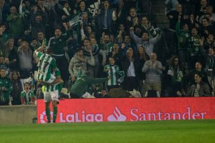 R. Betis - Las Palmas.