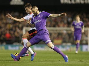 Valencia - R. Madrid.