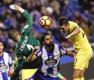 Deportivo - Villarreal.