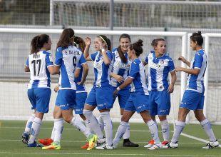 Primera victoria del Espanyol en la temporada.