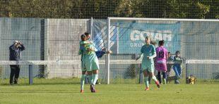 Jenni Hermoso anotó el gol de la victoria.